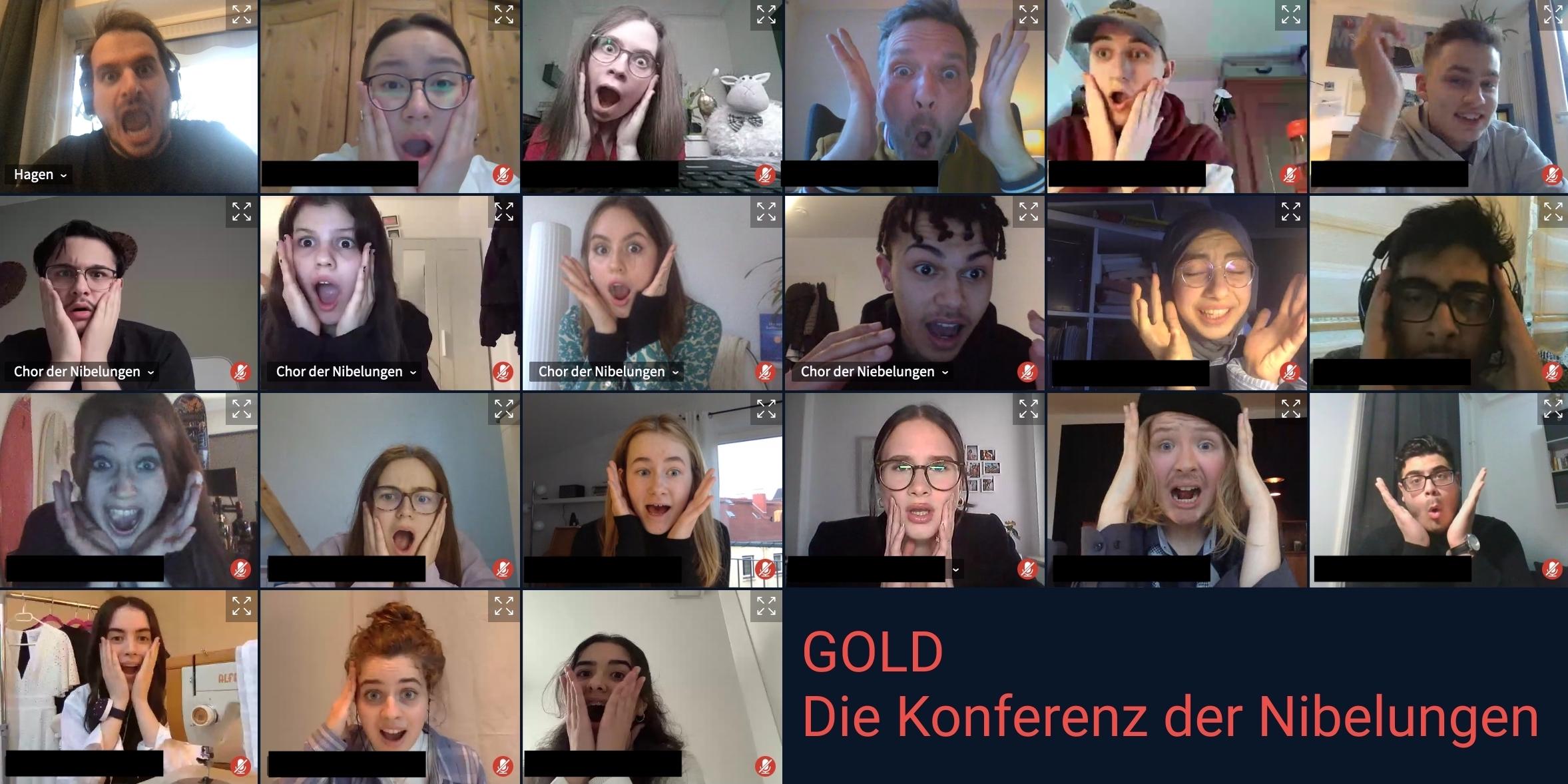 GOLD – Die Konferenz der Nibelungen